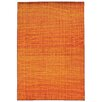 Pantone Universe Expressions Abstract Orange Area Rug