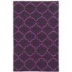Pantone Universe Matrix Purple Geometric Rug