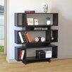 "Jeco Inc. Santiago 46.06"" Standard Bookcase"