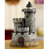 Resin/Fiberglass Lighthouse Tabletop Water Fountain - Jeco Inc. Indoor and Outdoor Fountains