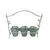 Avelin Metal Pot Planter - Jeco Inc. Planters