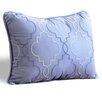 Nostalgia Home Fashions Brenda Cotton Boudoir/Breakfast Pillow