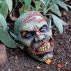 Design Toscano Statue Zombie Skull