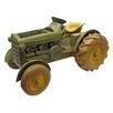 Design Toscano Statue Tractor