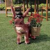 Design Toscano Pancho the Burro Statue