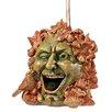 Design Toscano Statue Laughing Greenman Birdhouse