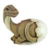 Design Toscano Baby Sauropoda Dino Egg Statue