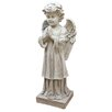 Design Toscano Garden Division Angel's Message Statue