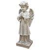 Design Toscano Garden Division Angel's Message Statue