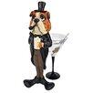 Design Toscano Figur Garden Division Sir Albert Bulldog