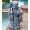 Design Toscano Statue Shou Xing Gong