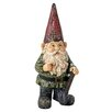 Design Toscano Gottfried the Gigantic Garden Gnome Statue