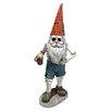 Design Toscano Statue Oktoberfest Hans Skeleton Gnome