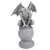 Design Toscano Statue Malicay the Malicious Gargoyle