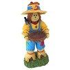 Design Toscano Statue Hayman the Scarecrow