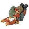 Design Toscano Statue Clumsy Mushroom Gnome