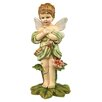Design Toscano Statue Gertie the English Flower Fairy
