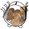 Poppy Forge Circular Log Basket