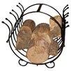 Poppy Forge Holzkorb aus Stahl