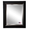 Rayne Mirrors Jovie Jane Brown Lining Wall Mirror