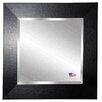 Rayne Mirrors Jovie Jane Wide Leather Wall Mirror