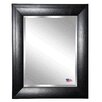 Rayne Mirrors Jovie Jane Stitched Leather Wall Mirror