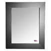Rayne Mirrors Ava Black Tie Wall Mirror