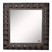 Rayne Mirrors Ava Feathered Accent Wall Mirror
