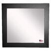 Rayne Mirrors Ava Satin Wide Wall Mirror