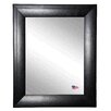 Rayne Mirrors Ava Stitched Leather Wall Mirror