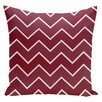 e by design Holiday Brights Geometric Euro Pillow