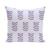 e by design Petal Pusher Floral Print Outdoor Pillow