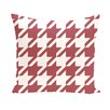 e by design Animal Magnatism Geometric Throw Pillow