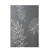 e by design Floral Gray Indoor/Outdoor Area Rug