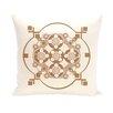 e by design Moroccan Medley Geometric Throw Pillow