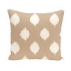 e by design I-Kat U-Dog Geometric Throw Pillow