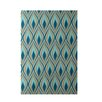 e by design Decorative Green & Teal Area Rug