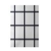 e by design Geometric Navy Blue Indoor/Outdoor Area Rug