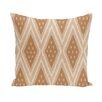e by design I-Kat U-Dog Geometric Throw Pillow