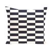 e by design Stripe A Balance Throw Pillow