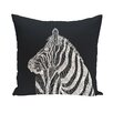 e by design Animal Magnatism Throw Pillow