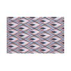e by design Candlelight Geometric Print Throw Blanket
