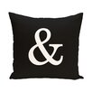 e by design And World Throw Pillow