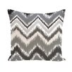 e by design Chevron Throw Pillow