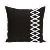 e by design Geometric Throw Pillow
