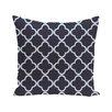 e by design Marrakech Express Geometric Print Throw Pillow