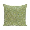 e by design Happiness Is… Floral Print Throw Pillow