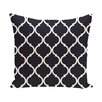 e by design French Quarter Geometric Print Throw Pillow