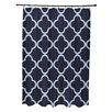 e by design Marrakech Express Geometric Print Shower Curtain