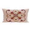 e by design Kaleidoscope Too Geometric Print Outdoor Pillow